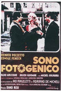 Locandina Sono Fotogenico streaming film